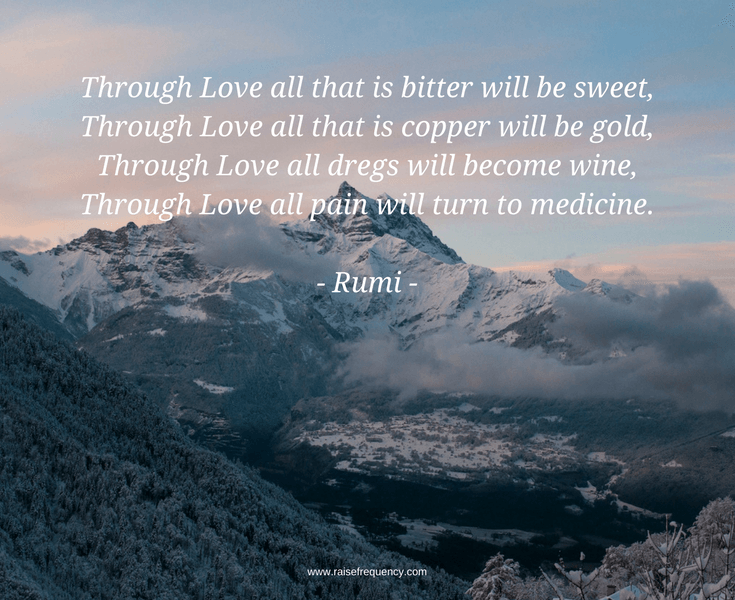 10 Rumi Quotes Ancient Wisdom For Today S Happiness: Deep Love Quotes By Rumi