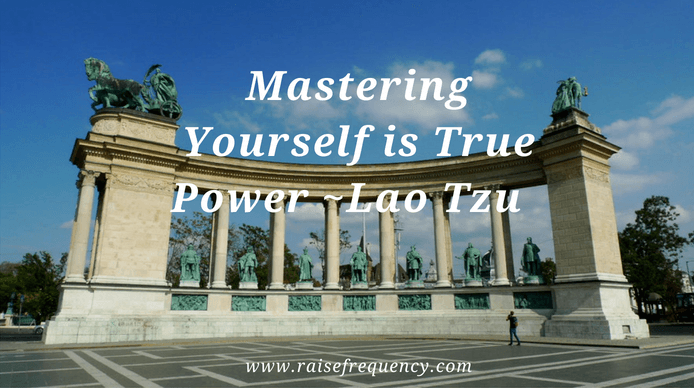 Mastering yourself quote by Lao Tzu - Empowering quotes
