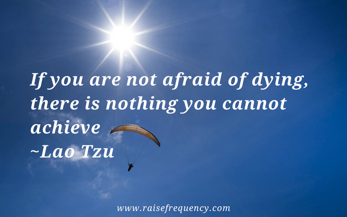 There is nothing you cannot achieve quote by Lao Tzu - Empowering quotes