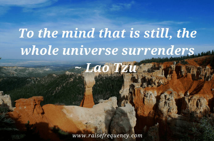 To the mind that is still quote by Lao Tzu - Empowering quotes